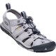 Keen Clearwater CNX Sandals Women Dapple Grey/Dress Blue